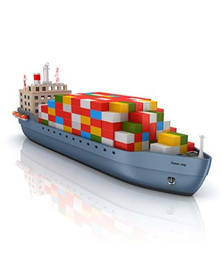 We are here to meet all of your ocean freight shipping needs.
